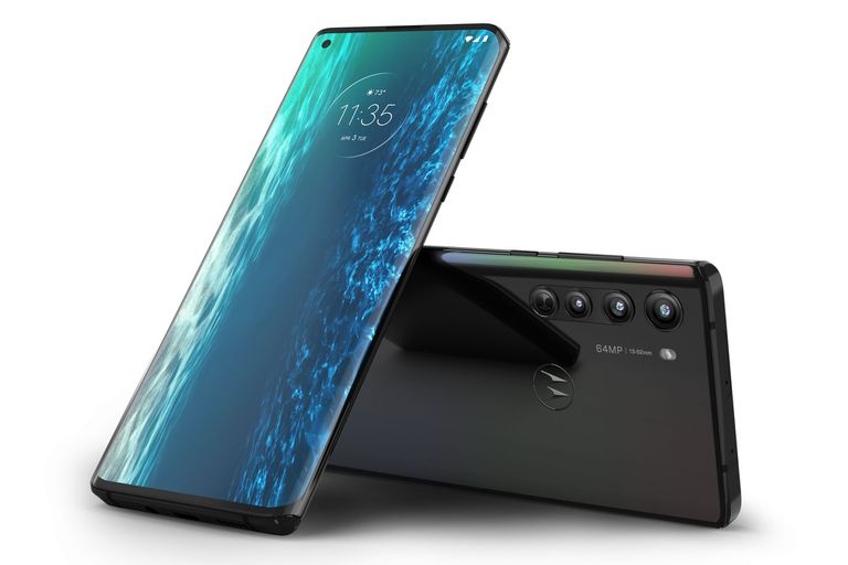 Edge: así se compara el nuevo celular de Motorola con los Galaxy S20 y OnePlus 8