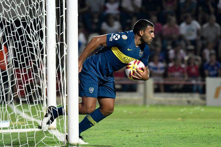 Los puntajes de Boca: Reynoso, Tevez y Wanchope Ábila, los más destacados