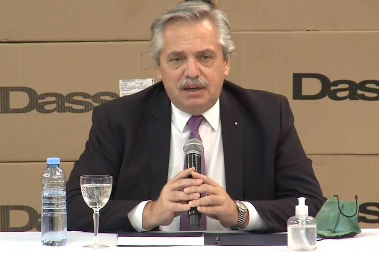 El Ministerio de Agricultura oficializó la medida anunciada por el presidente Alberto Fernández