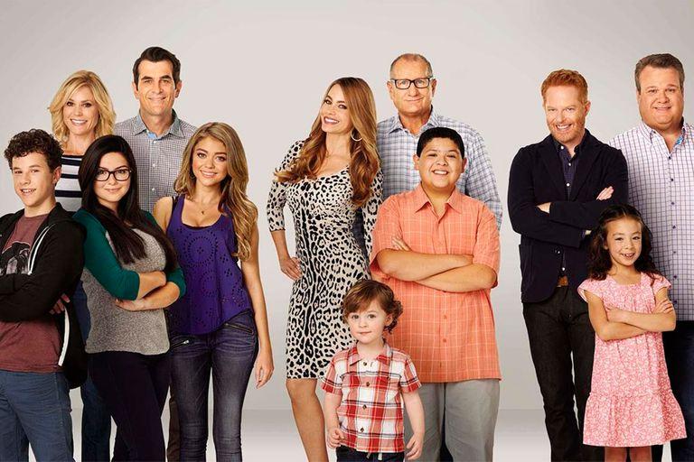 El elenco completo de Modern Family