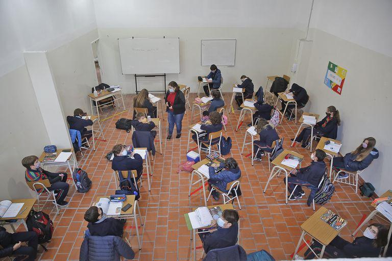 El reclamo de los colegios privados bonaerenses para evitar que los chicos pierdan días de presencialidad
