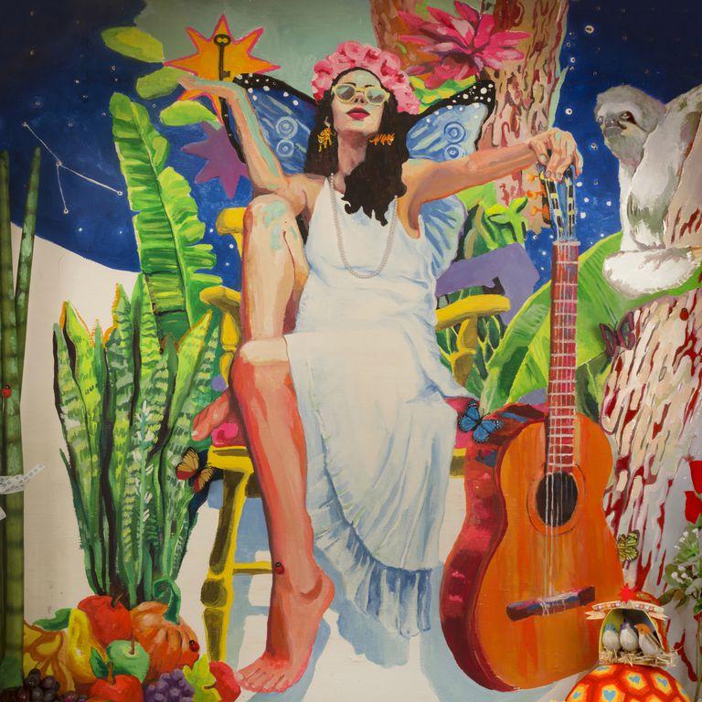 El arte de tapa del nuevo disco de Marisa Monte