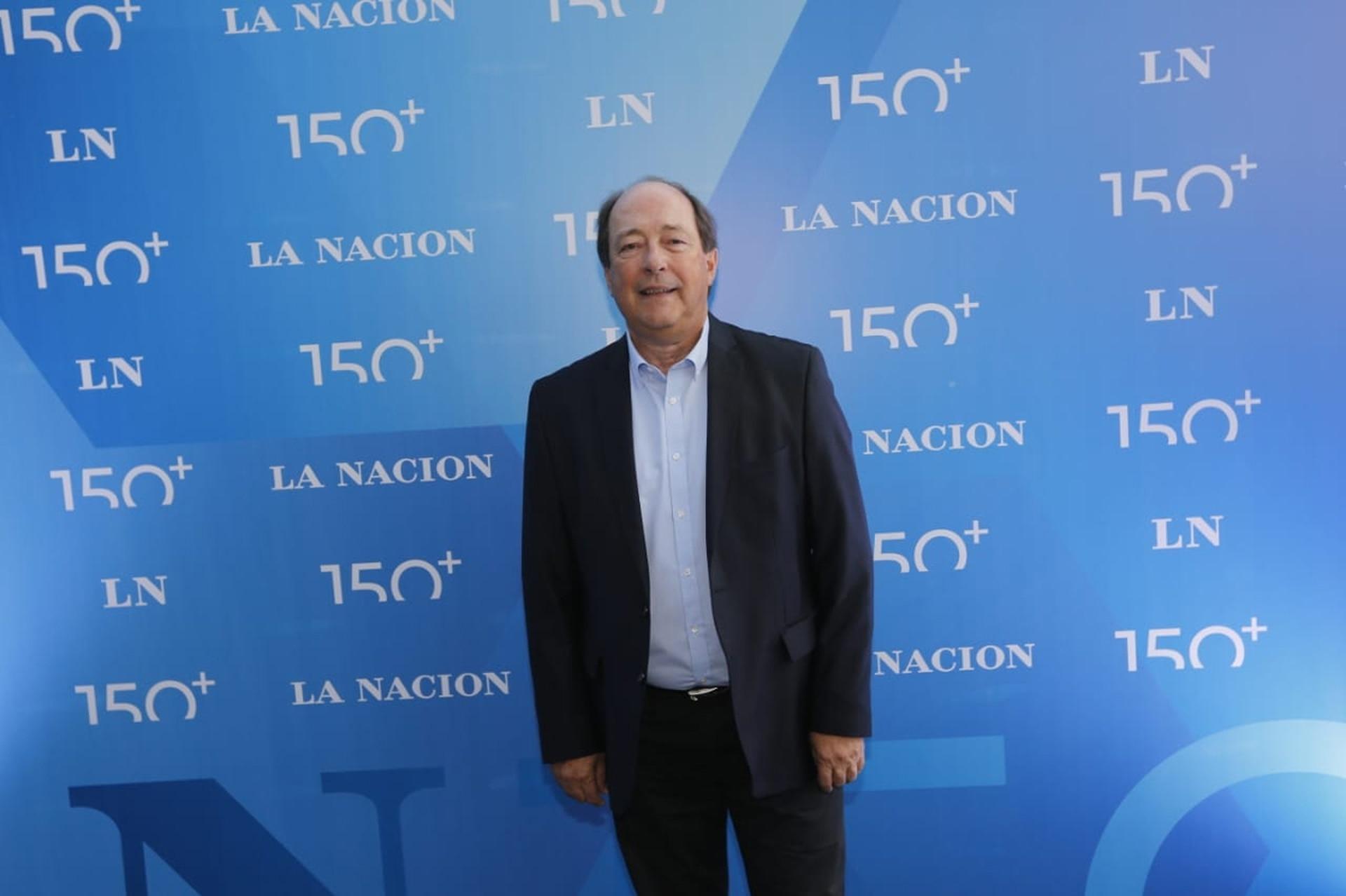 El referente del radicalismo, Ernesto Sanz