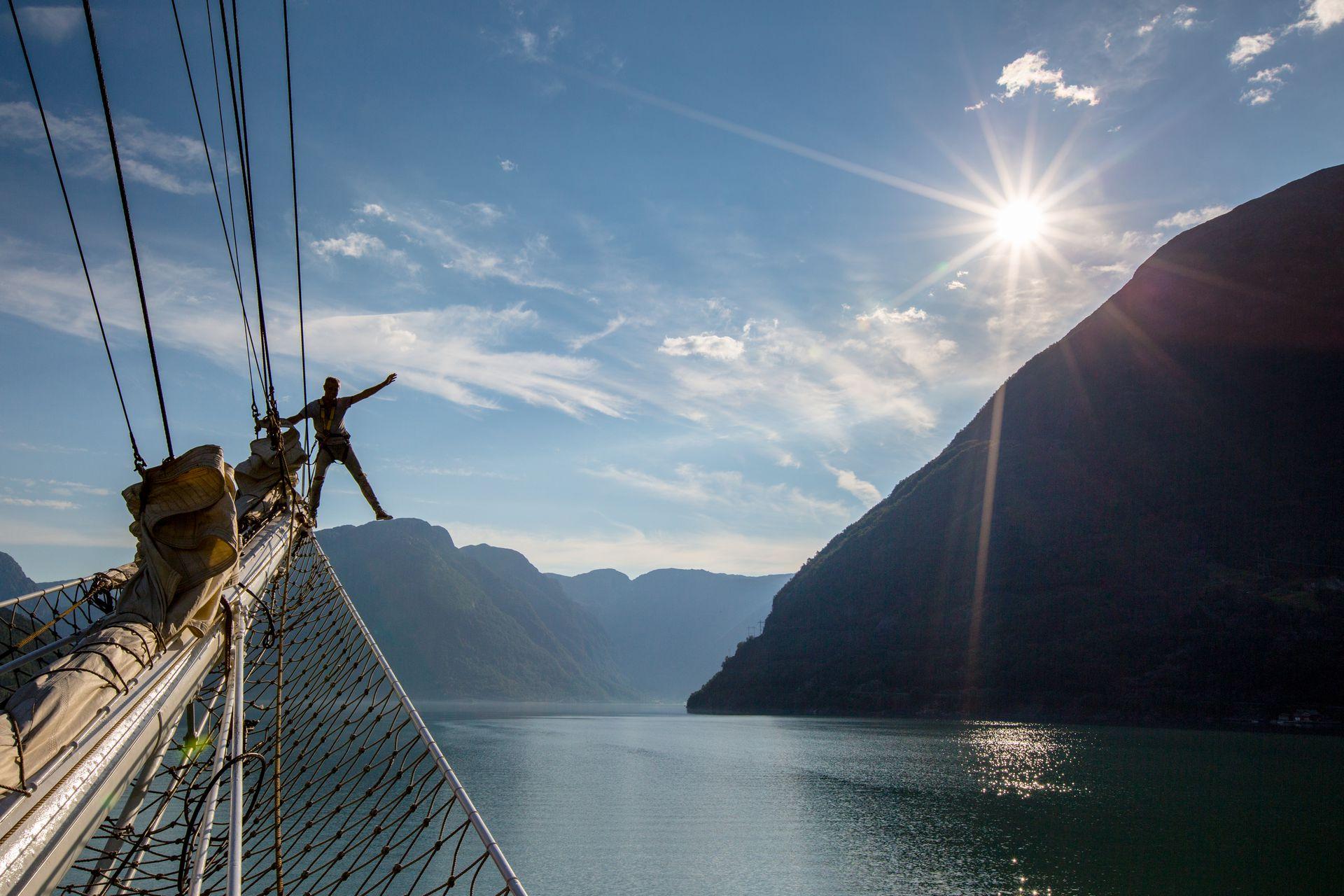 The One Ocean Expedition es apoyada por las Naciones Unidas y el Gobierno de Noruega.