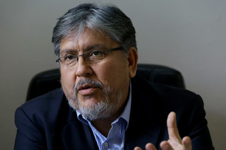 """Navarro: """"Si Berni dice que somos responsables tiene que ir a la Justicia, si no es un charlatán de feria"""""""