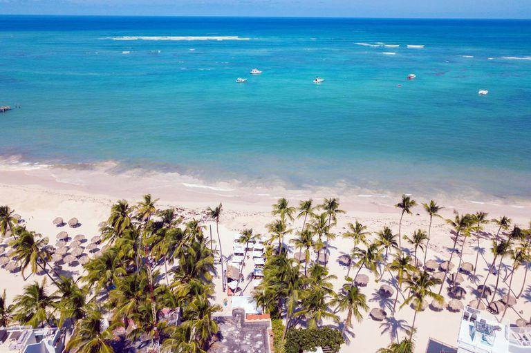 Punta Cana, en República Dominicana, es uno de los destinos preferidos de los argentinos en el Caribe