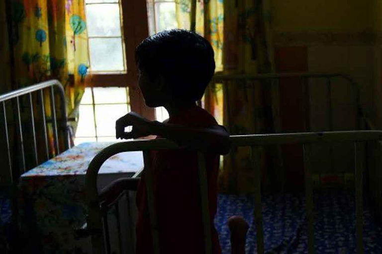 """""""Era un caos. Bebés llorando todo el tiempo, por dolor o por hambre o porque querían que alguien los cargara"""", relata Irene"""