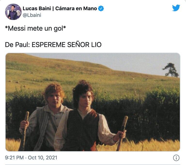Las reacciones en las redes por el triunfo de Argentina contra Uruguay