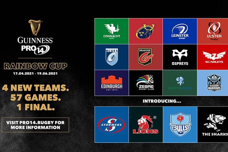 La Rainbow Cup, el anuncio del torneo que termina de excluir a los Jaguares del plano internacional