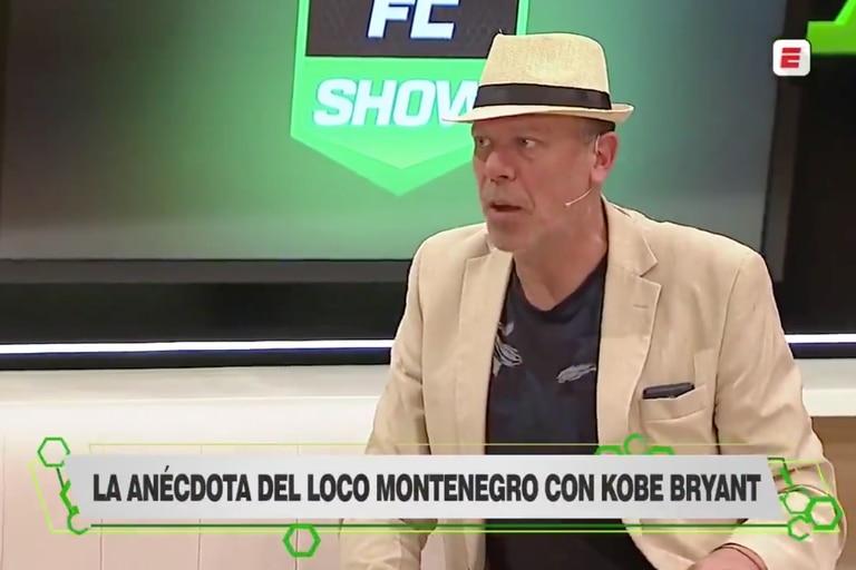 """Hernán Montenegro recordó una divertida anécdota con Kobe Bryant y dijo que su muerte la sintió como la partida de """"un hijo"""""""