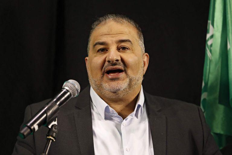Mansour Abbas, líder de Ra'am