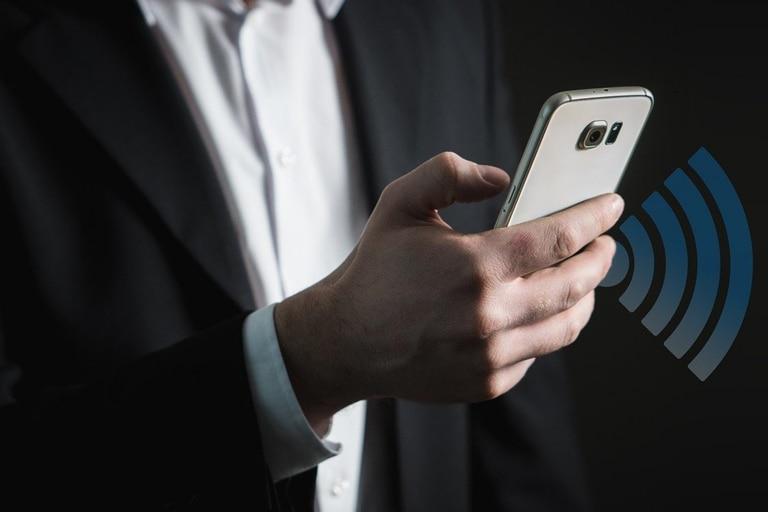 Gracias a la conexión wifi, podemos conectarnos a la red sin necesidad de cables