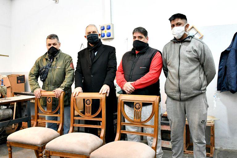 Impulsan actividades educativas y laborales en la cárcel de Olmos