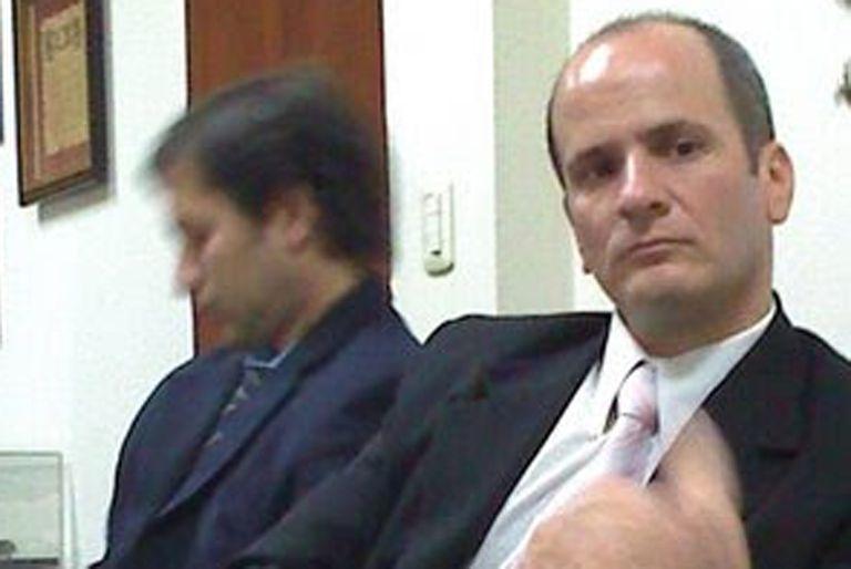 El fiscal Claudio Scapolan está acusado de ser el jefe de una banda que robaba cargamentos de droga