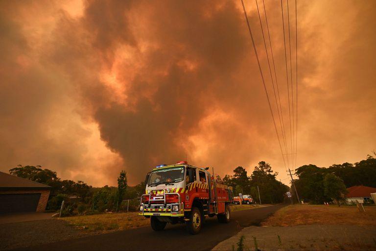 Los incendios en Australia no cesan y las consecuencias arrojan cifras devastadoras: al menos tres millones de hectáreas fueron arrasadas desde septiembre.