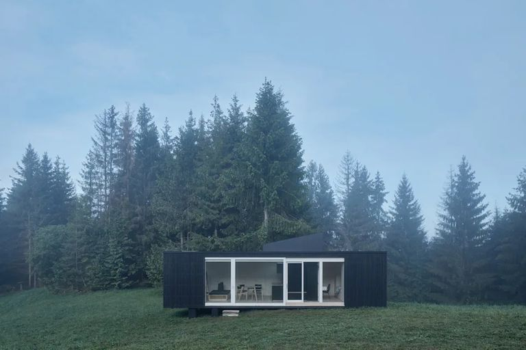 Cómo son por dentro las mini casas prefabricadas que están de moda