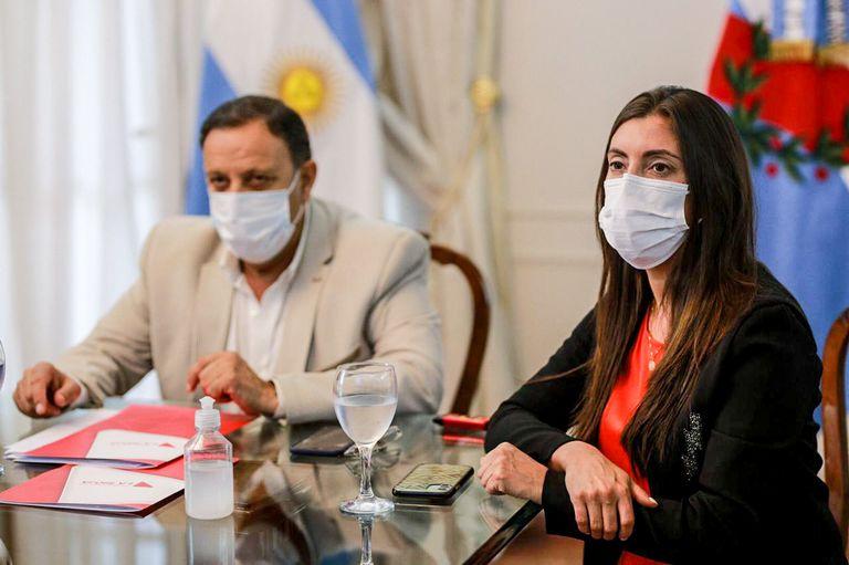 La pelea entre un gobernador peronista y su vicegobernadora por jueces, fondos y sanciones