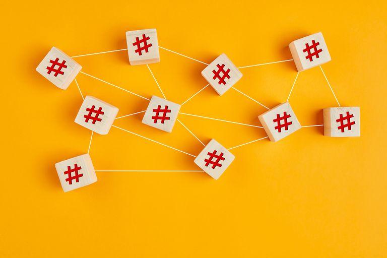 Los hashtags son aliados de tu comunicación en redes sociales.