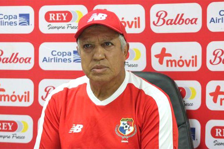 El Tolo Gallego fue despedido de la selección de Panamá por la crisis económica