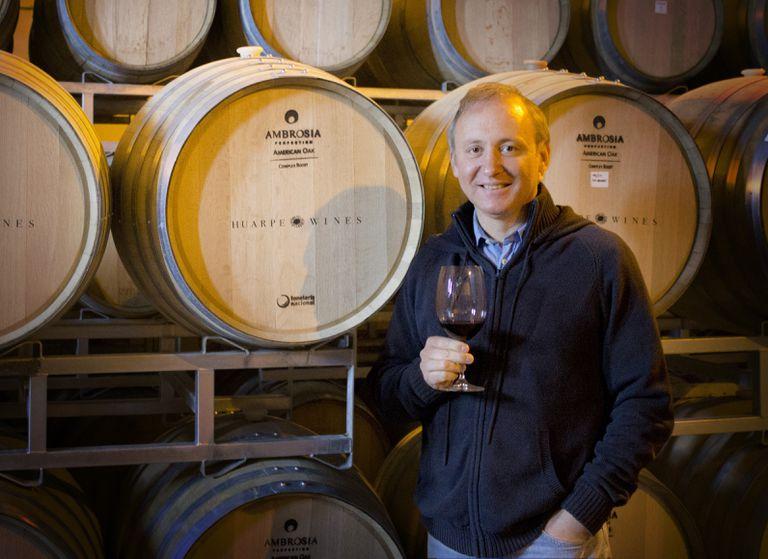 Maximiliano Hernández Toso, presidente de Wines of Argentina