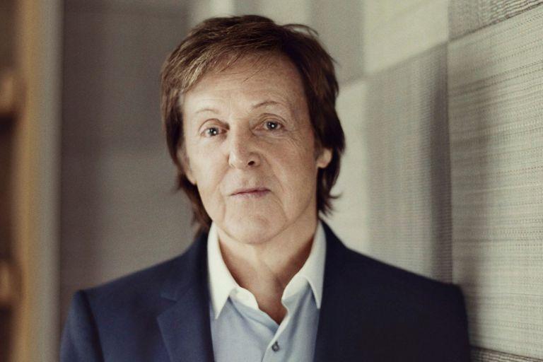 El nuevo trabajo de Paul McCartney