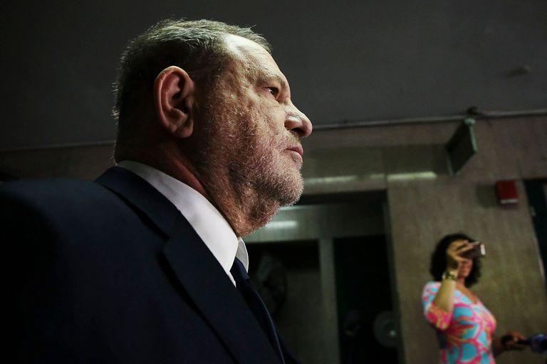 """Harvey Weinstein, de """"castigador"""" a paria de Hollywood"""