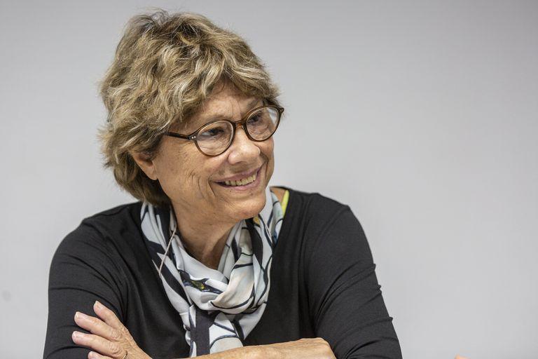 La escritora Jane Lazarre
