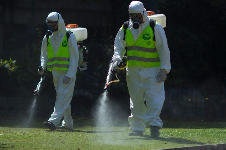 El Ministerio de Salud argentino tiene registro de 2.94 casos confirmados y probables de dengue.