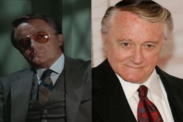 Fue un actor de cine y televisión estadounidense mejor conocido por su participación en El agente de C.I.P.O.L y Superman III