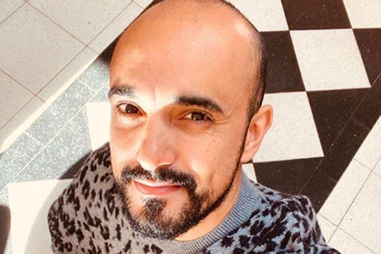 Abel Pintos develó el nombre del hijo que espera con Mora Calabrese