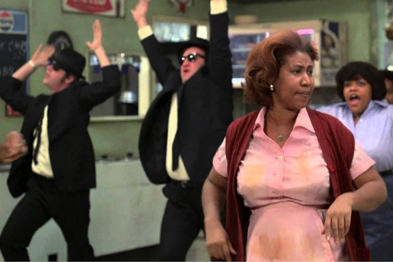 Aretha Franklin, una de las cantantes preferidas de Hollywood