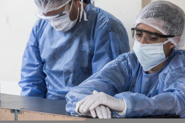 Nuevas cifras del avance de la pandemia en la Argentina