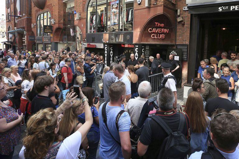 Coronavirus: el mítico club The Cavern, en Liverpool, está a punto de quebrar