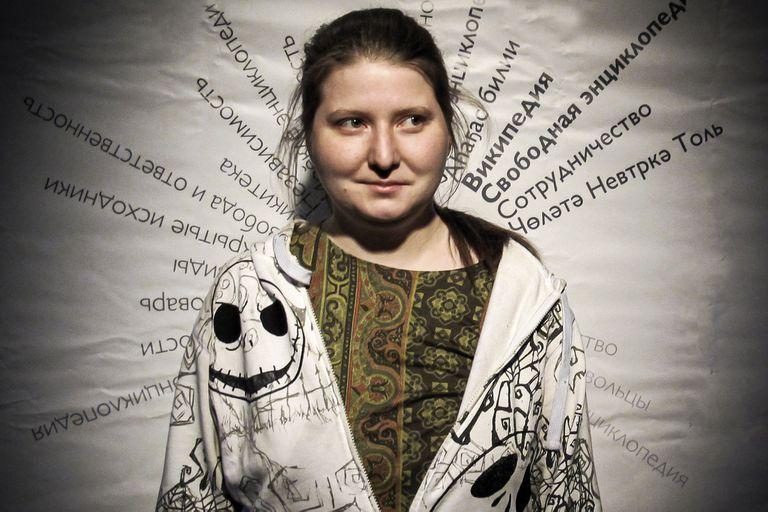 Alexandra Elbakyan es una joven desarrolladora de software y neurocientífica de Kazajistán.
