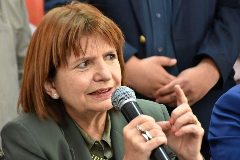 Patricia Bullrich cuestionó la negociación para que el vice de Manzur no asuma la gobernación de Tucumán