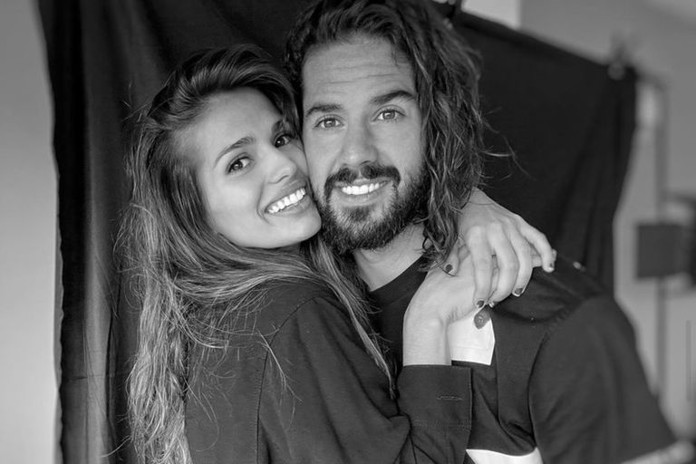 Isco Alarcón está en pareja con la actriz española Sara Sálamo y tienen dos hijos