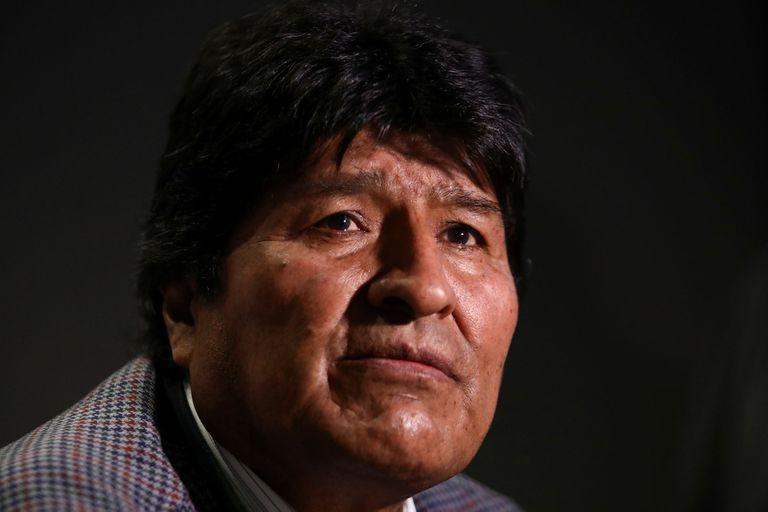 El expresidente de Bolivia llegó desde Cuba