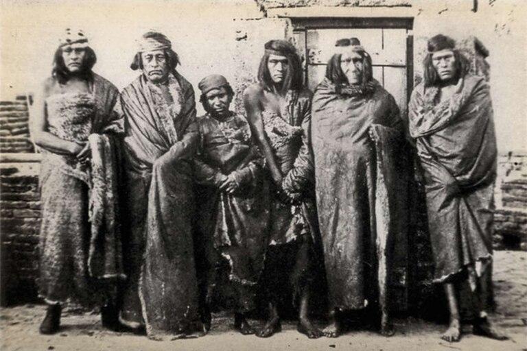 María era cacique de los tehuelches meridionales del estrecho de Magallanes y la Costa Patagónica (Foto de archivo)