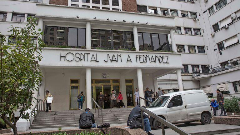 El hospital Fernández readecuará su infraestructura para la atención exclusiva de pacientes con Covid-19