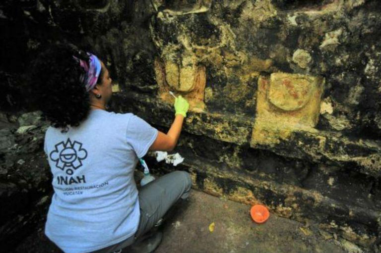 El palacio hallado habría pertenecido a la civilización maya