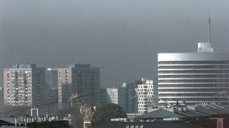 MACA se llama el monitor de calidad de aire hecho en la universidad de Cuyo como una plataforma abierta