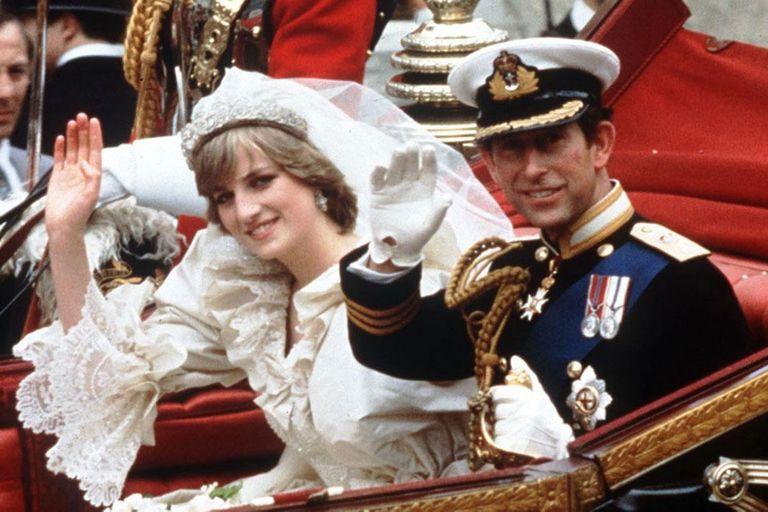 """La """"boda del siglo"""" que siguió el mundo y terminó en tragedia"""