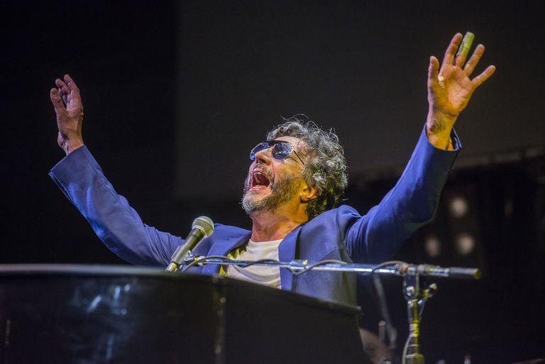 Fito Páez presentó oficialmente La ciudad liberada, su último disco