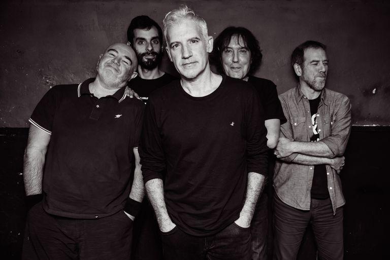 Buitres, leyendas del rock uruguayo