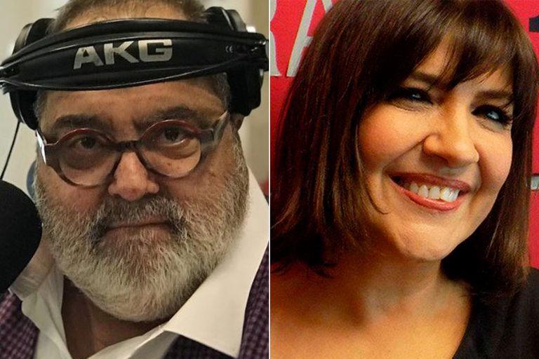 """Lanata, contra Elizabeth Vernaci: """"Su programa no lo escucha nadie"""""""