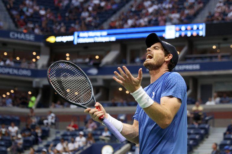La dura acusación de Andy Murray contra Tsitsipas