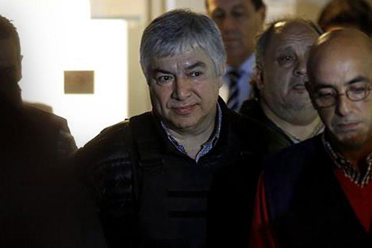 Lázaro Báez está condenado a nueve años de prisión por lavado de dinero producto también de la evasión y de la corrupción