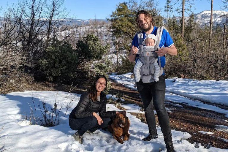 Develaron de qué murió la familia que salió a caminar por una montaña en California