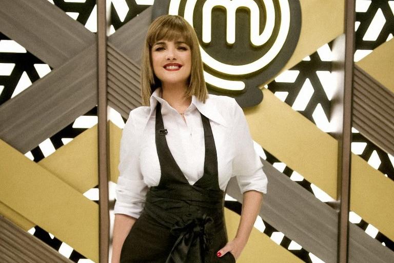 Araceli González, primera estrella invitada como jurado.