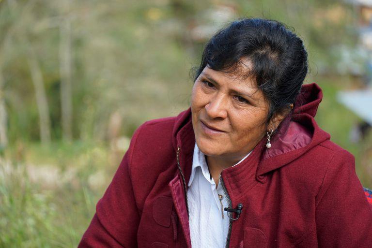 Lilia Paredes, la mujer de Castillo que se opuso a la candidatura y hoy quiere un despacho presidencial